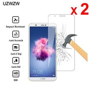 2pcs For Huawei P Smart 2018 P