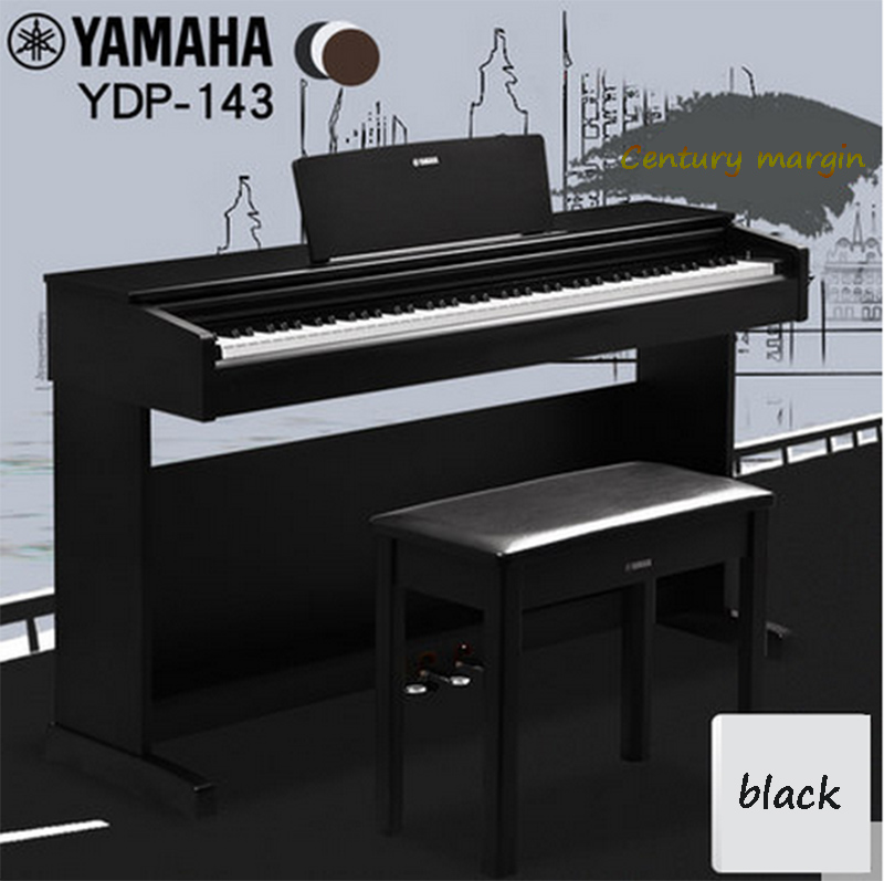 YDP 143B YDP143R/WH вертикальный Главная Профессиональные электронное пианино 88 молоточковая механика
