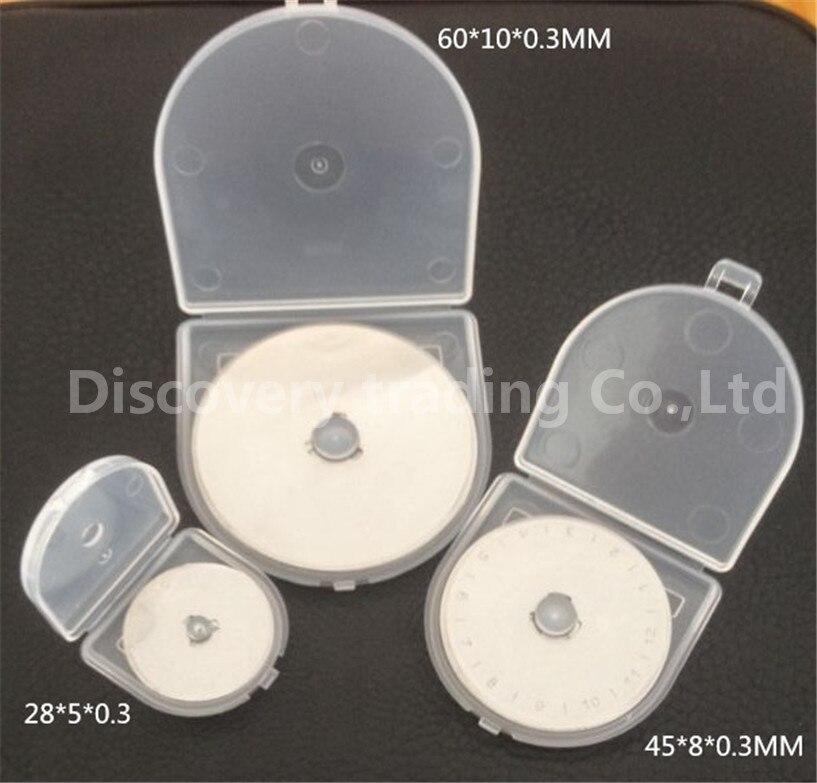 10-45MM ROTARY CUTTER BLADES +10-28MM ROTARY CUTTER BLADES +10-60MM ROTARY CUTTER BLADES High Quality
