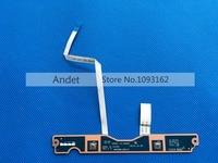 Ban Đầu mới cho HP 15-R 15-G Dòng Máy Tính Xách Tay Touchpad Chuột Ban Nút Left Right Key Với Cáp LS-A992P