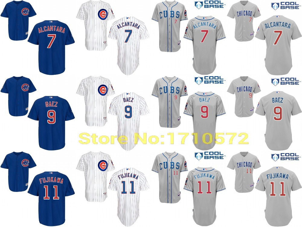 the latest 30595 2c43b Cheap Mens Authentic Chicago Cubs Shirt 7 Arismendy ...