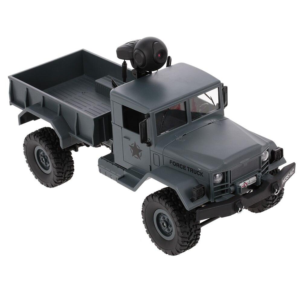 ヘッドライト軍用トラックオフロード Wifi 2.4ghz 2.4 4