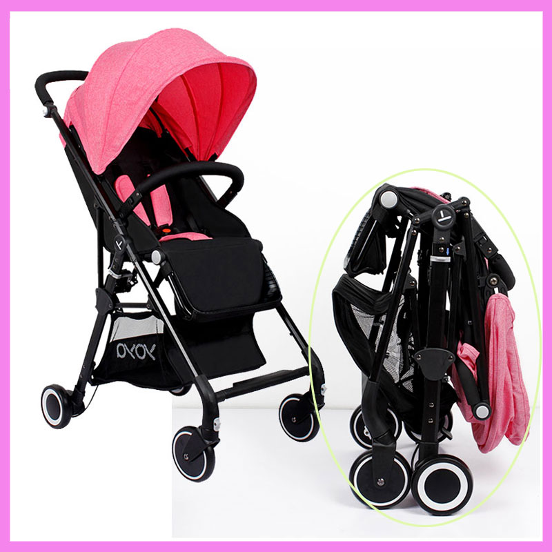 Folding Portable Lightweight Baby Stroller Folding Buggy Pram Child Umbrella Carriage Cart Travel Airplane Pushchair Wheelchair super lightweight folding baby stroller child pushchair umbrella portable travel baby carriage baby pram poussette kinderwagen
