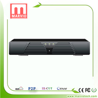 4ch 8ch Full HD 1080P 4 8 Channel NVR Network Video Recorder Free P2P Software And