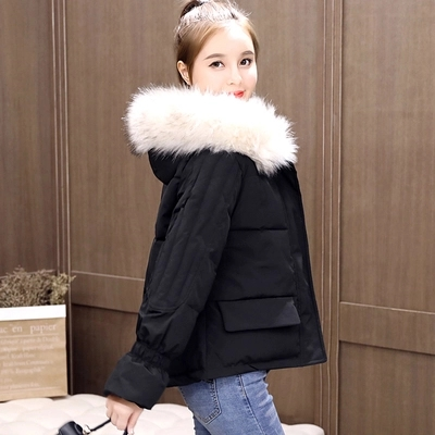 Stock Yunnan Fourrure Same Picture As Xxl De Vêtements Manteau Hiver Marée Rose Bl The Chine Picture the Courte Col En Grand Lâche Veste Femelle Offre Spéciale 2018 q0ZHnBB
