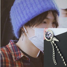 Bangtan7 Suga Style Earring