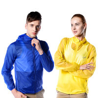 2017 New Fashion Lightweight Sun Protection Clothing Sunscreen Clothing For Man High Quality