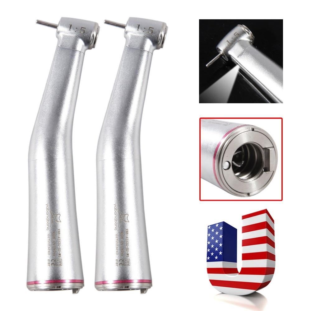 LED Hand drill standard dental fiber optic cartridge for KAVO 1 5 turbine dental contra angle
