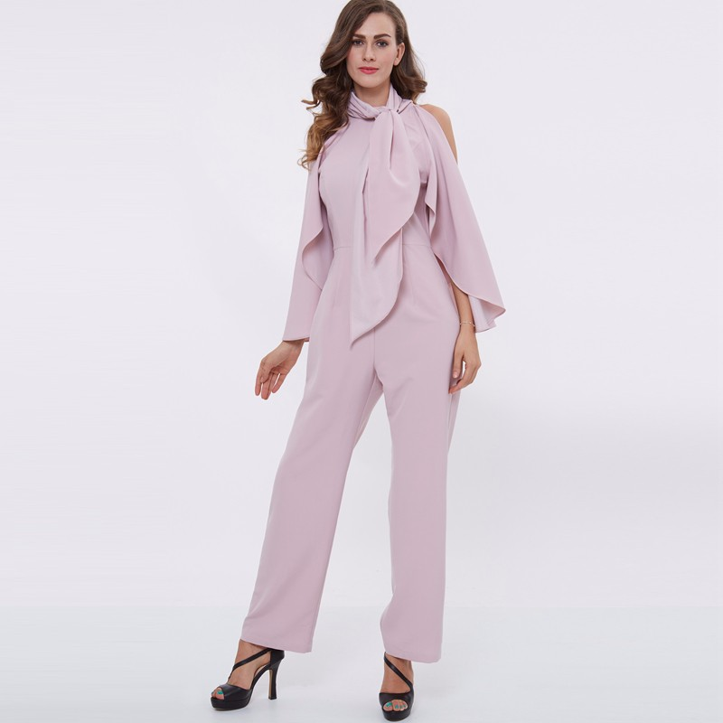autumn pink Jumpsuits 4