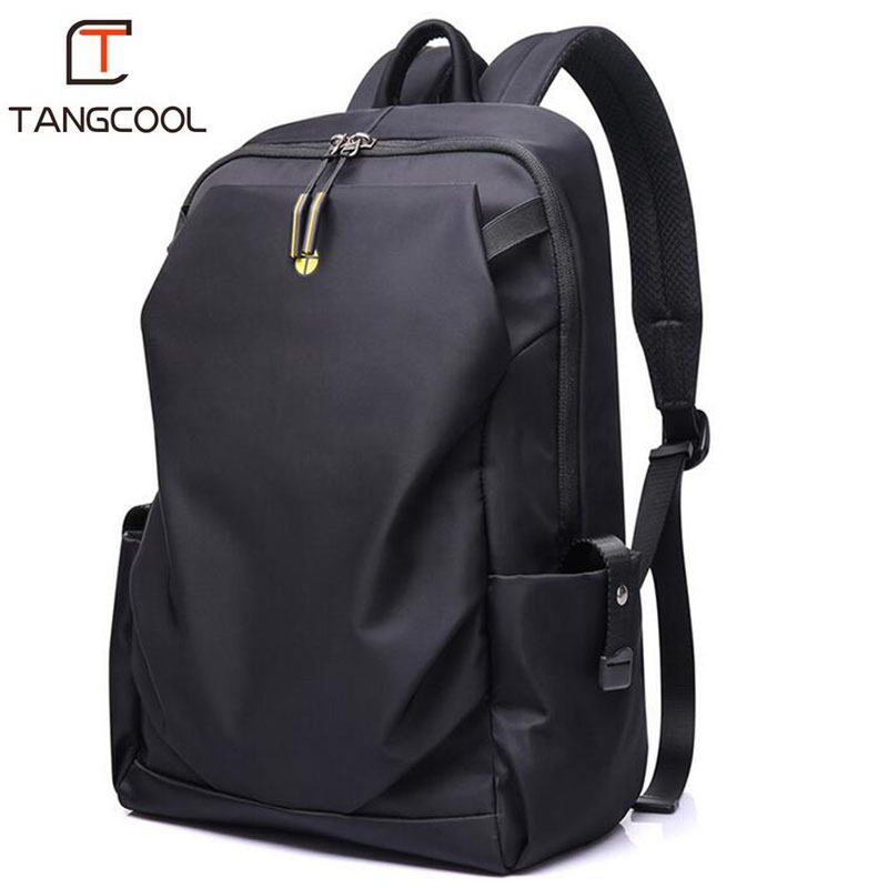 Tangcool New Fashion Travel Men Backpack Student Big School Bags For Teenagers Designer Laptop Backpack waterproof High Capacity zelda laptop backpack bags cosplay link hyrule anime casual backpack teenagers men women s student school bags travel bag