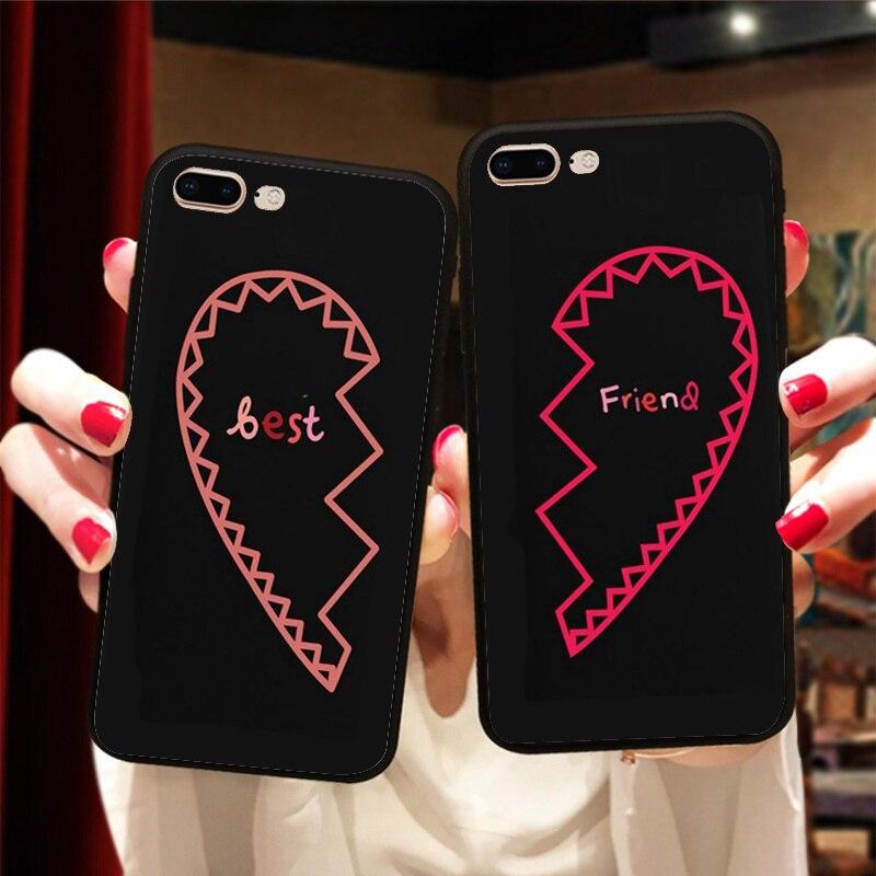 BFF - Friendship - iPhone 7 Plus (Case Anti Shock) - Fundas