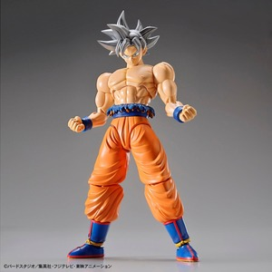 Image 2 - ของแท้ BANDAI SPIRITS FIGURE RISE Standard ชุดลูกมังกร SUPER SON Goku (Ultra Instinct) พลาสติกรุ่น Action FIGURE