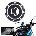DWCX Motorcycle Sticker Fuel Gas Cap Tank Cover Pad Decal Protector fit for Honda CBR600RR CB900F CBR600F CB1 CBR250R Nighthawk