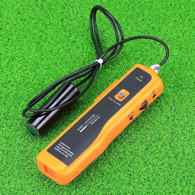 KELUSHI RJ11 RJ45 Cat5 Cat6 NF-816 Hot Sale Underground Telephone Ethernet UTP FTP LAN Network Cable Wire Tracker Tester Finder 2