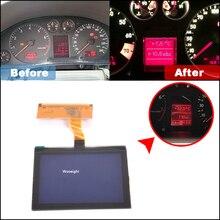 Wooeight VDO ЖК-дисплей Экран дисплея для Audi A3 A6 C5 TT 8N серии ЖК-дисплей приборной панели ремонта автомобиля аксессуары Высокое качество