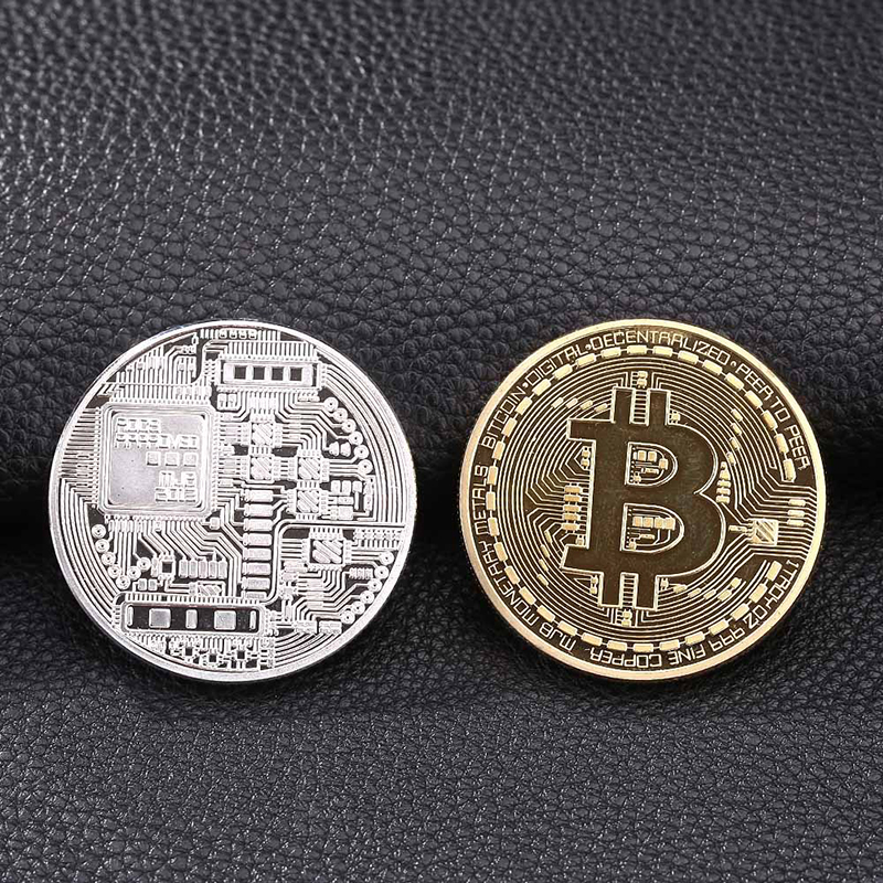 3 pcs a Set ( one Silver one Gold and one Bronze ) Bitcoin toy Plated Bit coin toy magic bit coin toy-in Magic Tricks from Toys u0026 Hobbies on Aliexpress.com ... & 3 pcs a Set ( one Silver one Gold and one Bronze ) Bitcoin toy ...