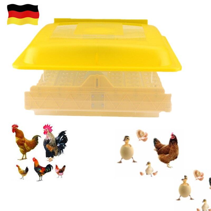 Haushaltsgerät Teile Sonnig 48 Eier Hochwertige Digitale Klar Home Verwendung Ei Inkubator Hatcher Automatische Drehen Temperaturregelung Ein BrüLlender Handel