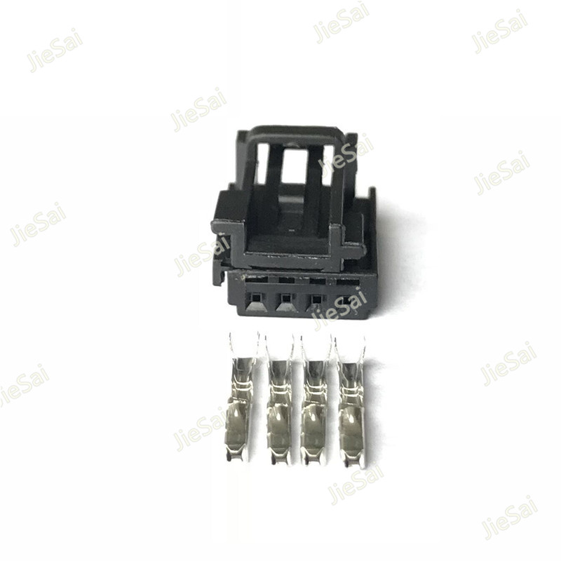 7 pin wire harness connectors 4 pin wiring harness connectors automotive 4 pin 8k0973754 door lifter switch plug 8k0 973 754 auto ...