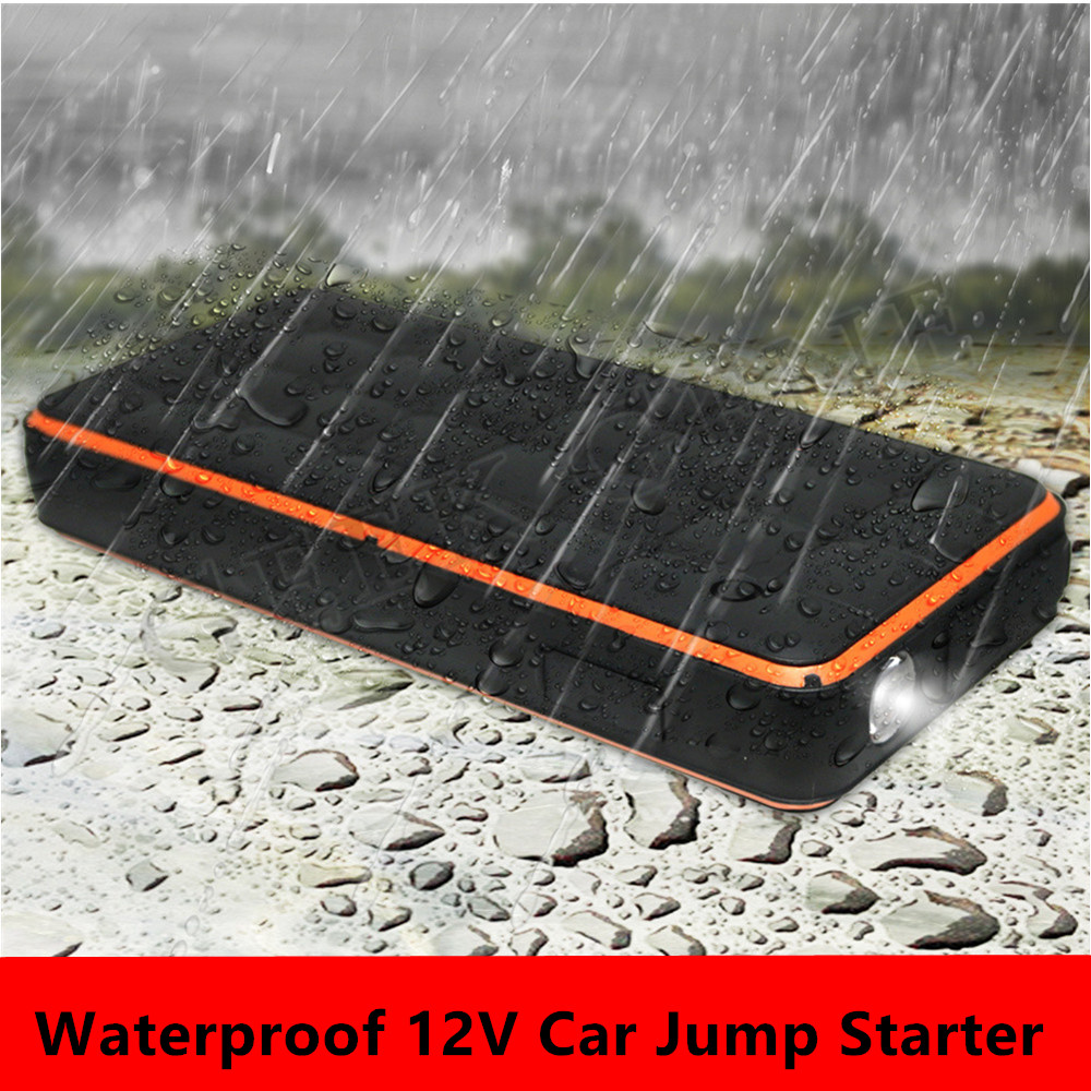 Super Capacity Car Jump Starter 28000mAh Portable 1000A Peak Car Starter font b Battery b font