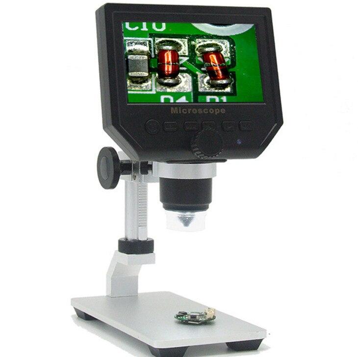 Nouvelle arrivée! Diesel Common Rail Injecteur Injection Pompe Pièces De Rechange Vanne USB Lien Microscope Amplificateur De Diagnostic De Réparation Outil