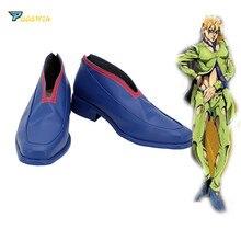 JoJos Bizarre Adventure: Golden Wind Pannacotta Fugo Shoes Cosplay Boots Custom Made
