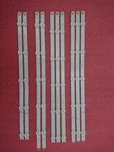 ชุดใหม่ 10 pcs LED backlight strip สำหรับ LG 42LA620V 6916L 1412A 6916L 1413A 6916L 1414A 1415A 1214A 1215A 1216A 1217A