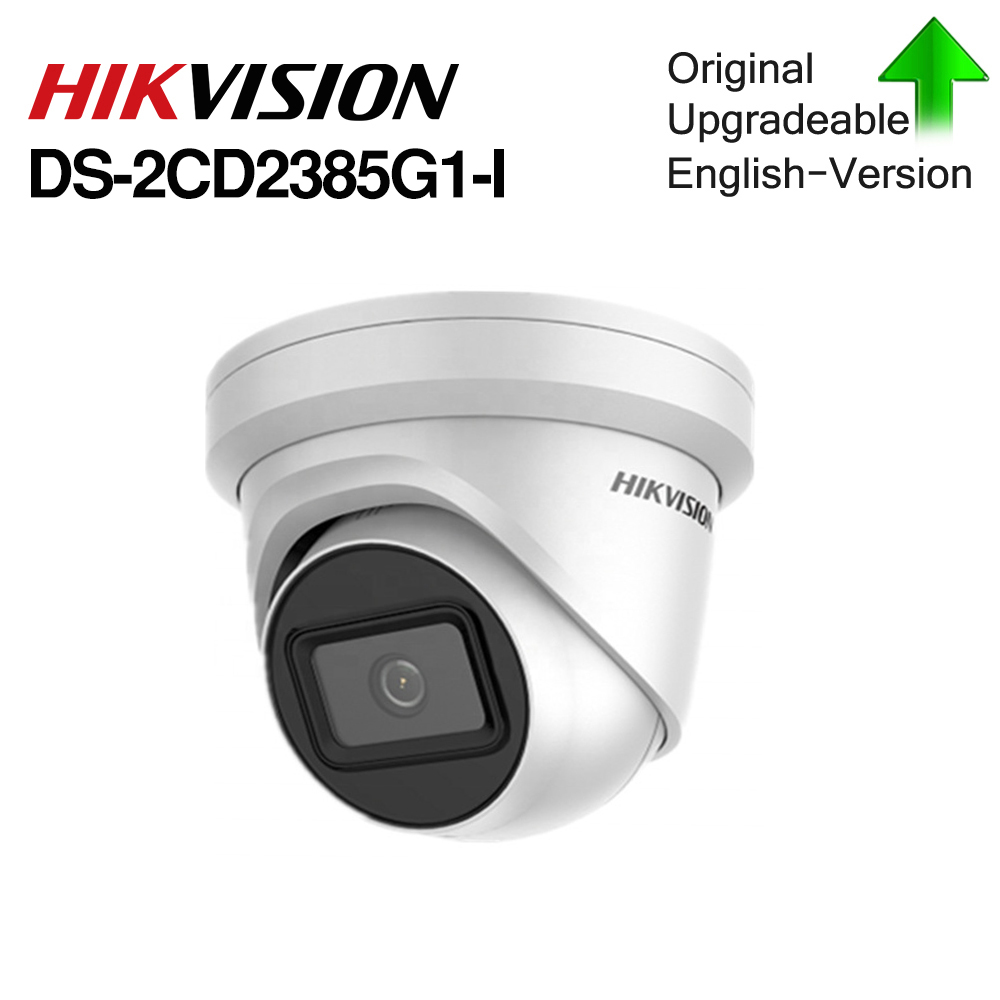 Image 5 - Hikvision Original DS 2CD2385G1 I 8MP IP Dome Security Camera H.265 HD CCTV POE WDR Camera Face Detect Powered by Darkfighter-in Surveillance Cameras from Security & Protection