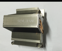 Free shipping R7610 WorkStation Heatsink X0F9P 0X0F9P CPU Cooler Heatsink for R7610