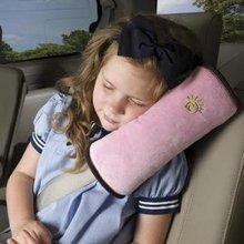 Детский автомобильный ремень безопасности плечевой ремень безопасности Подушка Детская безопасность автомобильное сиденье аксессуар