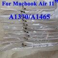 """Бесплатная Доставка Для Macbook Air 11.6 """"дюймов A1370 A1465 ЖК-Экран Дисплей с Подсветкой LED Backlite Полосы Ремонт Часть"""