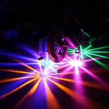 Automobile Motorcycle Freight Car Anti-rear-end Flash Lamp Multi-color