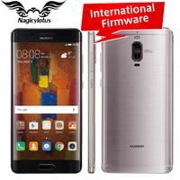 オリジナルhuawei社メイト9プロ4グラムlte携帯電話4ギガバイトram 64ギガバイトromオクタコア5.5 'デュアルリアカマー20mp + 12mp指紋スマート電話