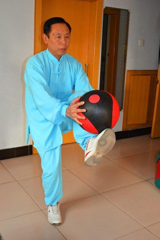 5kg 26cm Diameter Rubber Tai Chi Ball
