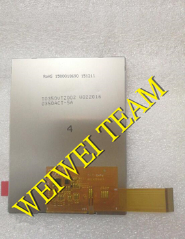 For CipherLab CP60 UHF LCD screen T0350VTZ002 display panel 100% high quality