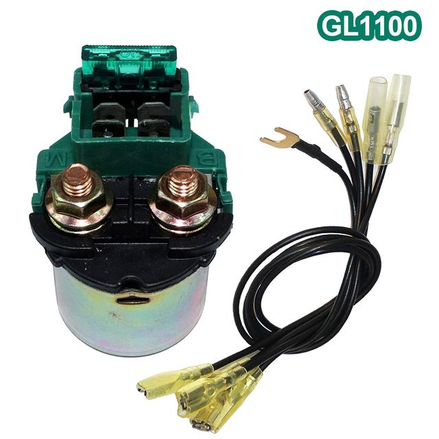 US $7.28 39% OFF|New Starter Solenoid Relay Fits for HONDA GL1100 GOLDWING on