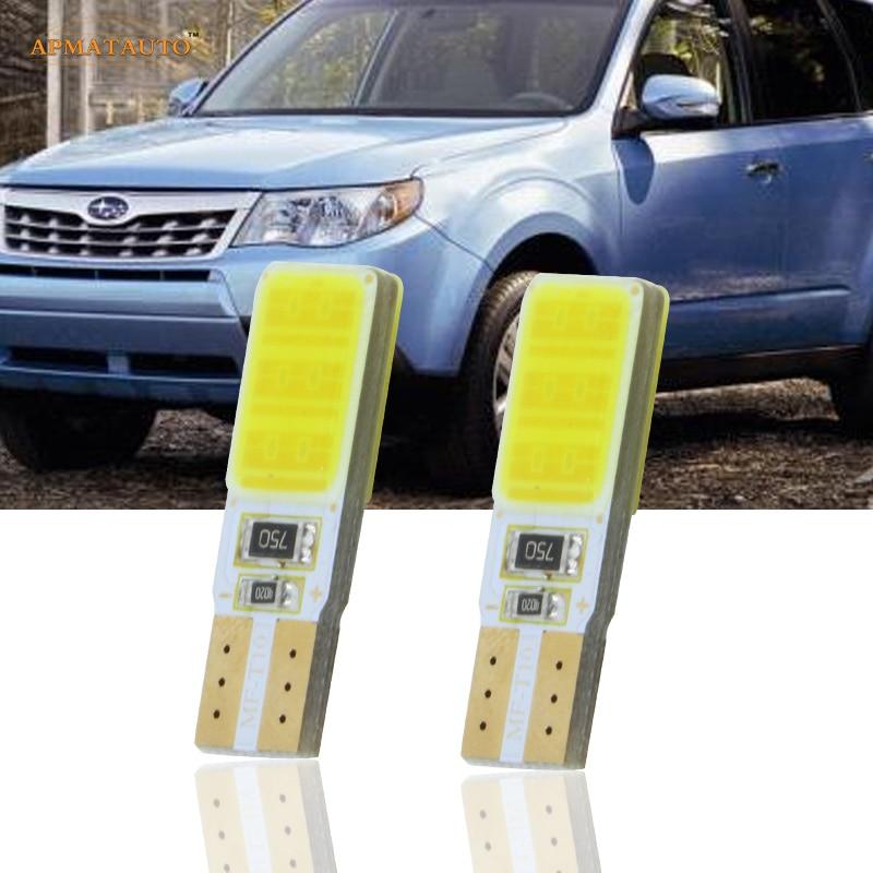 For Subaru Impreza Xenon White LED Sidelight Bulbs *SALE*