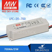 Steady MEAN WELL LPC-20-700 30V 700mA meanwell LPC-20 30V 21W Single Output LED Switching Power Supply