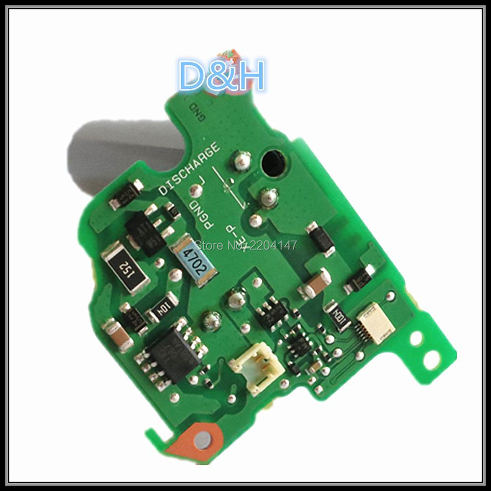 100%NEW Original 7D MARKII 7D MARK II 7D2 7DII Flash Board Flash Charge PCB Board For Canon 7D Mark ii canon eos 7d mark ii body