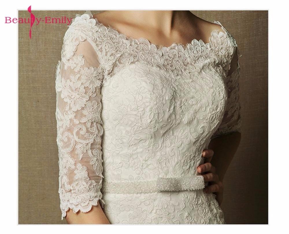 Ομορφιά-Emily White Υψηλής ποιότητας - Γαμήλια φορέματα - Φωτογραφία 5