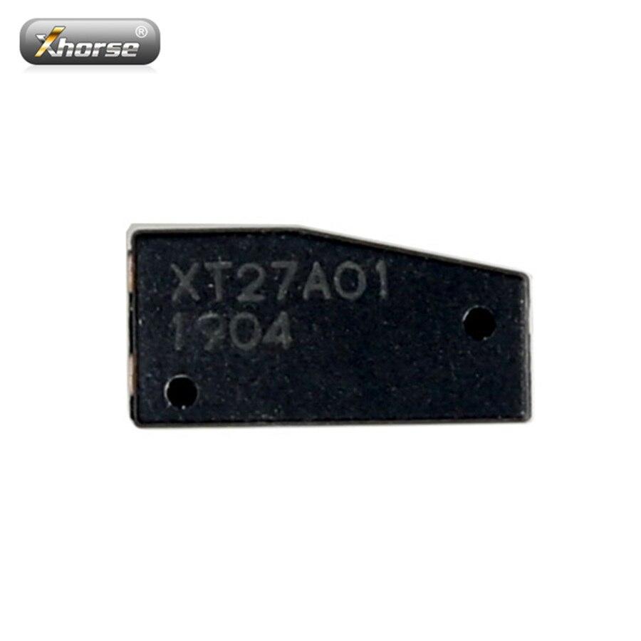 Xhorse VVDI Super Chip XT27A01 XT27A66 Transponder For VVDI2 VVDI Mini Key Tool 10pcs/lot