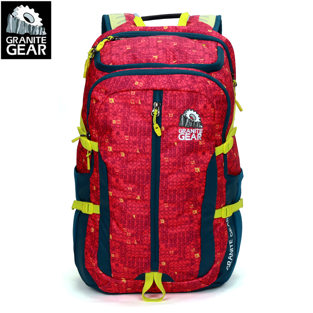 Granite Gear Hiking Backpack Outdoor Sports Backpack Lightweight Travel Climbing Backpacking Camping Trekking Mountaineerin Pack