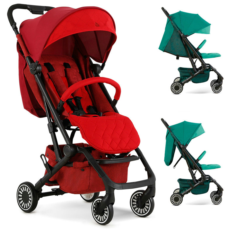 New Lightweight Baby Strollers Portable Stroller Foldable Baby Pram Pushchairs Kinderwagen Weight 6.2KG