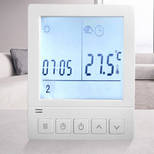 LCD 3A 16A 30A 230V water temperature controller heating floor controller Electric warming termostato thermostat free shipping цена и фото