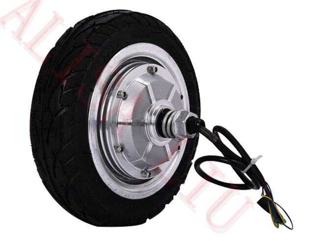 8 350w 36v disc brake electric wheel hub motor , electric scooter motor , e scooter hub motor , electric skateboard motor 4 wheel electric skateboard single driver motor small fish plate wireless remote control longboard waveboard 15km h 120kg