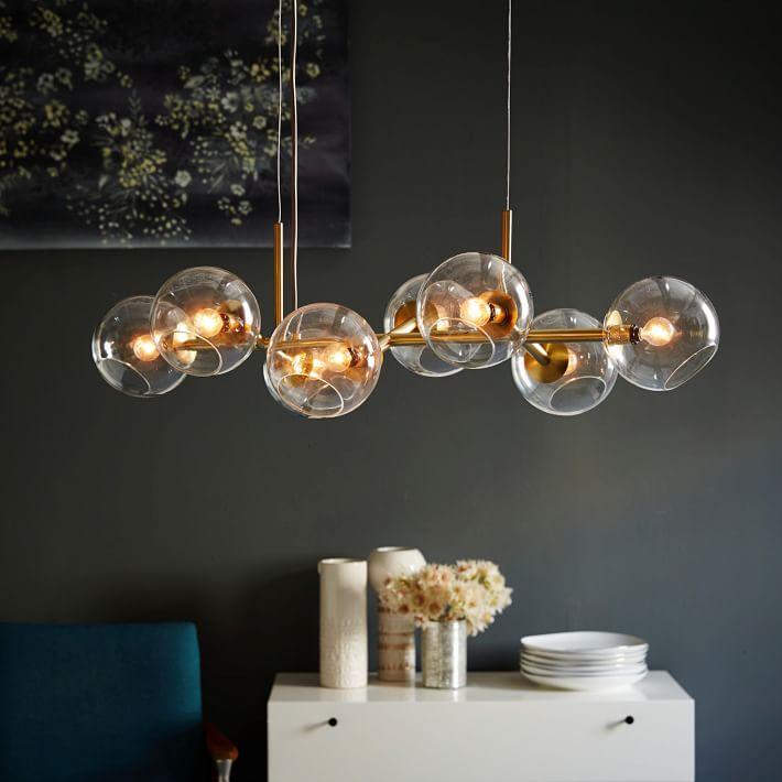 Modern Minimalist Nordic Pendant Lamp Light Bar 6
