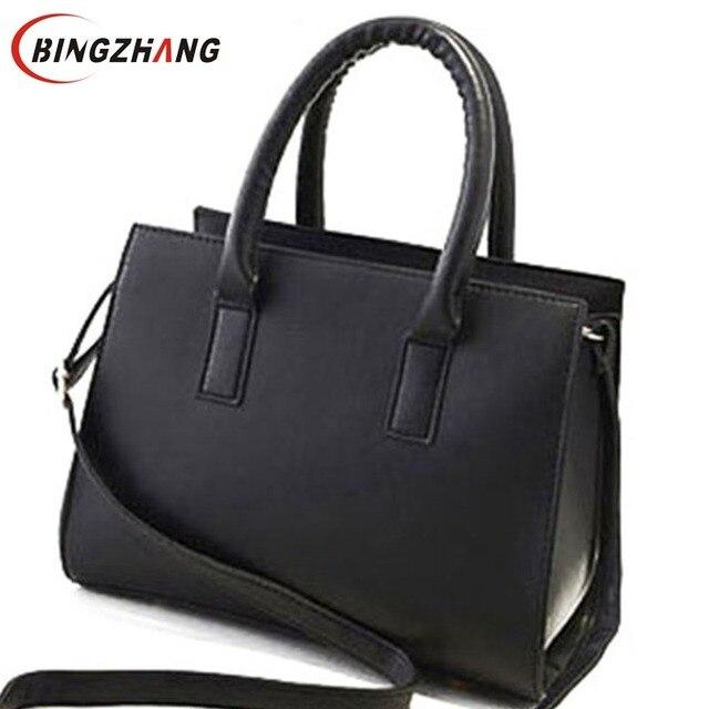 Новый женщин кожаные сумки pu дизайнер сумка tote женщин посланник сумки дамы высокого качества бола L4-1361
