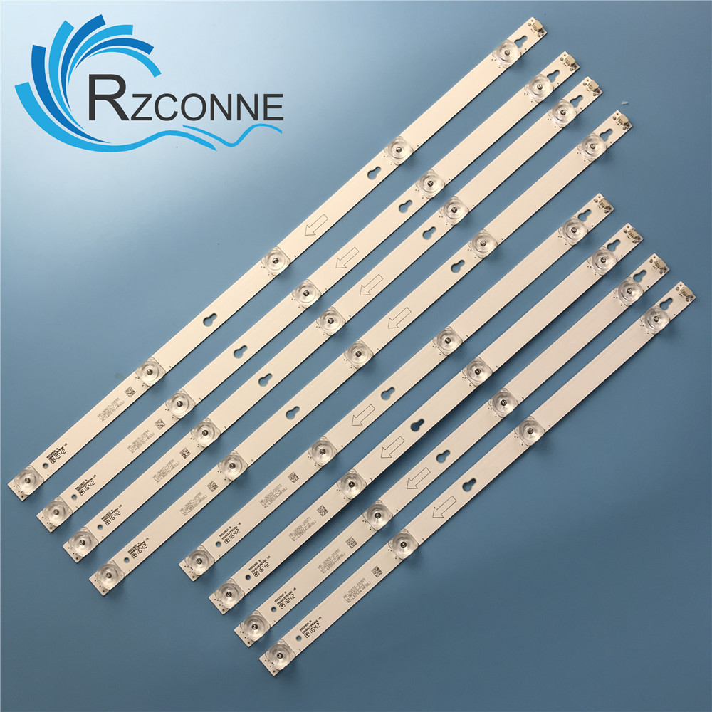 LED Backlight strip Lamp For L55P2 UDN TOT 55D2900 4x4 4x5 3030C B55A658U 55U6700C 55D2900 55HR330M04B6