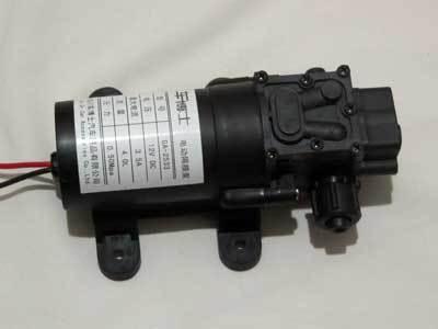 Car dr 24v60w washing device electric car watering 775 truck spray diaphragm pump