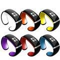 1 unid de pulsera pulsera inteligente bluetooth reloj teléfono para ios android samsung iphone htc lg para hombres mujeres