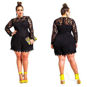 Top 10 Largest Romper Plus Size White List